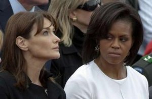 Michelle Obama At Normandy: Everything I Wanted To Know, I Learned From Jeremiah Wright